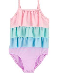 Carter's vestido de baño multicolor