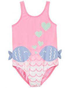 Carter's vestido de baño de pecesitos