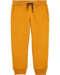 Carter's joggers mostaza