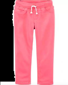 Carter's jogging rosados