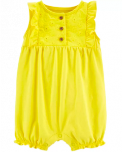 Carter's braga amarilla