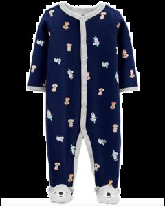 Carter's pijama azul con koalas